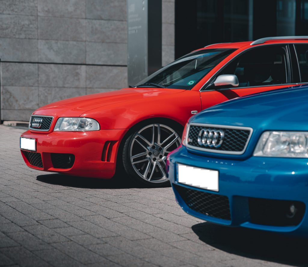 Audi RS4 misano