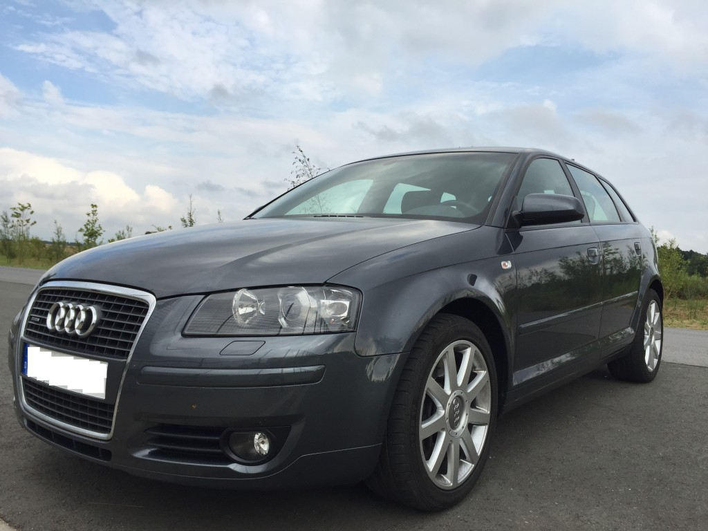Audi A3 Sportback 3.2