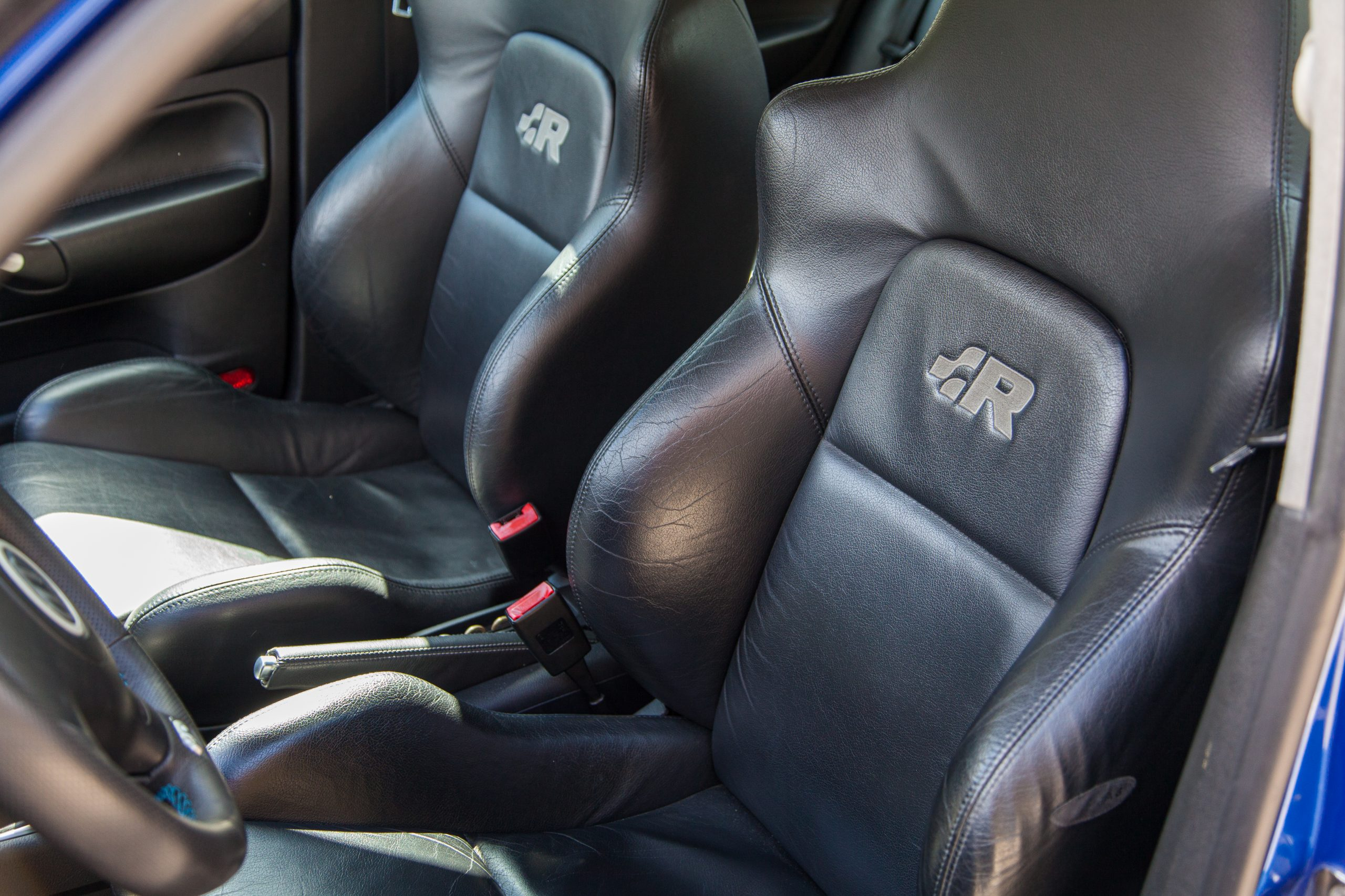 VW Golf 4 R32 König Ledersitze