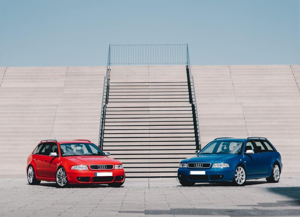 Audi RS4 misano Medienhafen