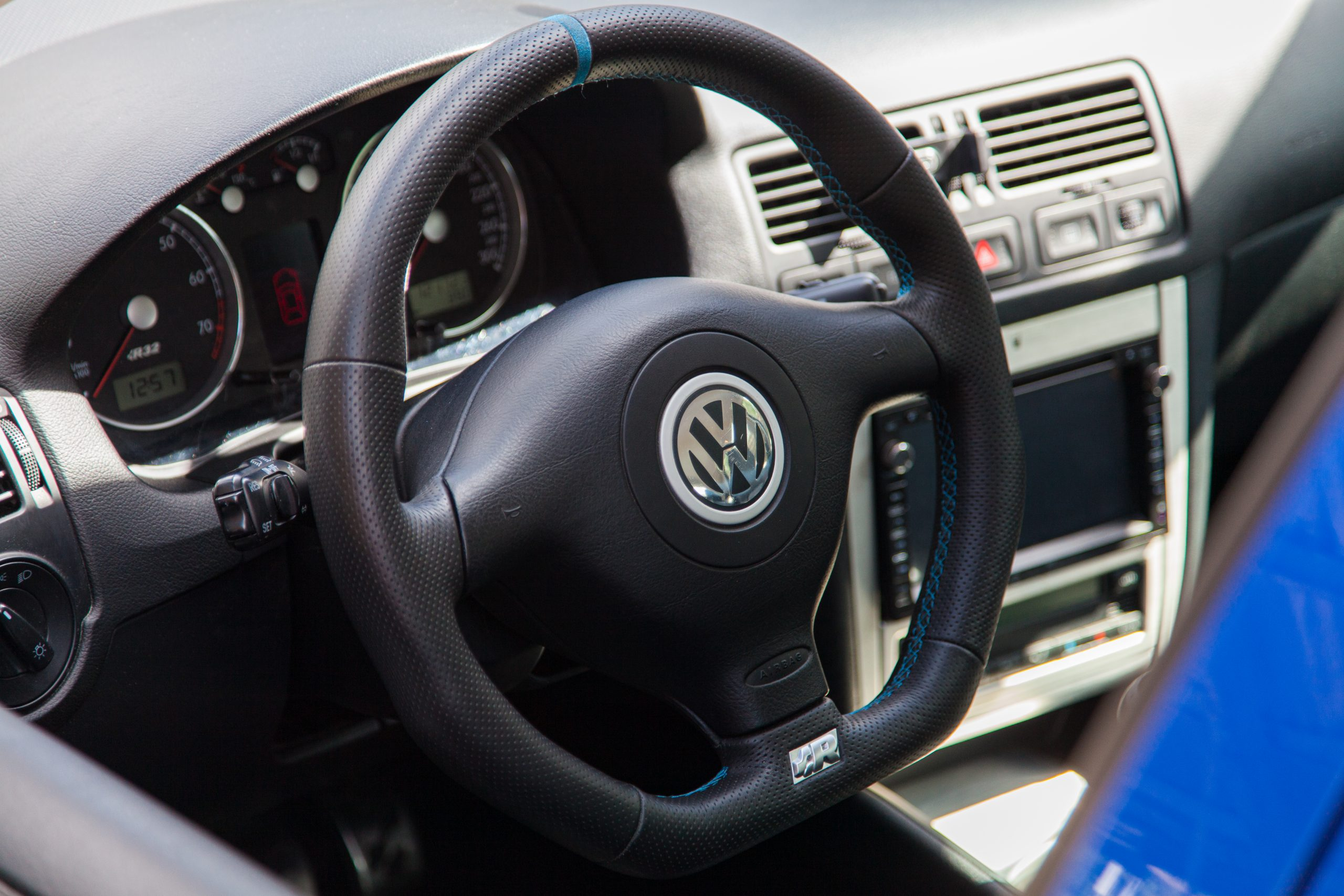 VW Golf 4 R32 Innenraum