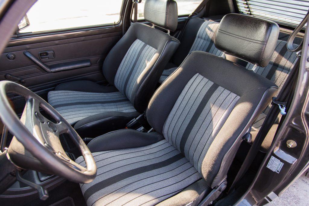 VW Golf 1 GTI Innenausstattung