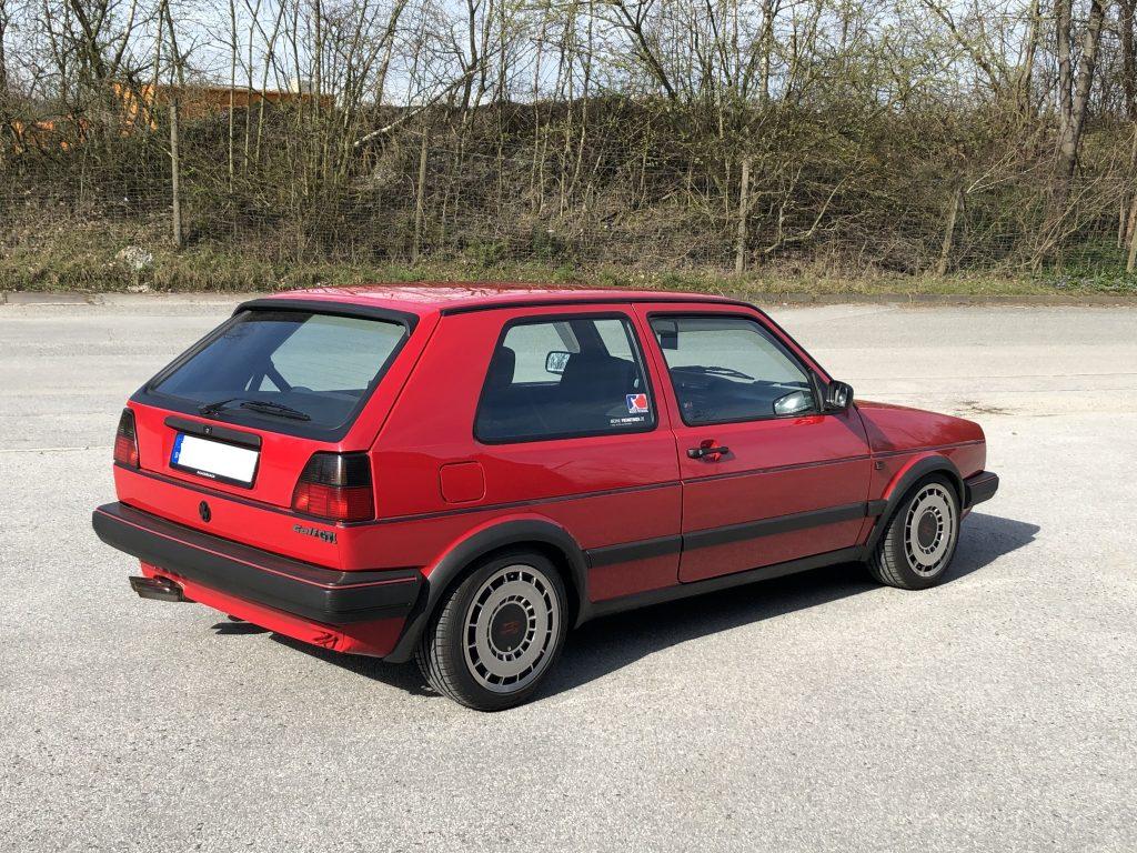 VW Golf 2 GTI PF